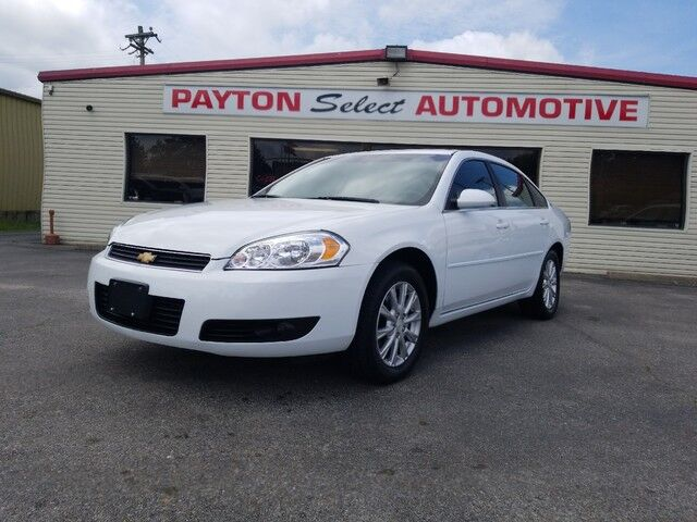 2016 Chevrolet Impala Limited Police (fleet-only) Police Heber Springs AR