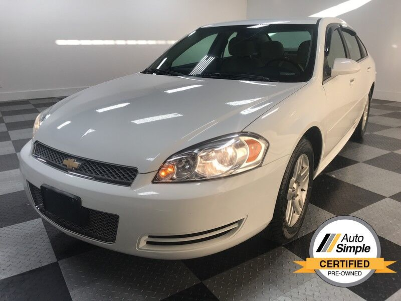 2016 Chevrolet Impala Limited (fleet-only) LT Chattanooga TN