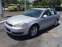2016_Chevrolet_Impala Limited (fleet-only)_LTZ_ Gainesville FL