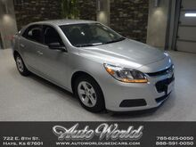 2016_Chevrolet_MALIBU LIMITED LS__ Hays KS