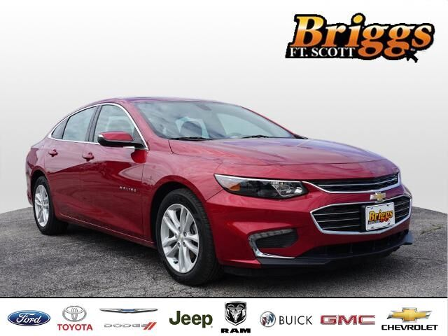 2016 Chevrolet Malibu 4dr Sdn LT w/1LT Fort Scott KS