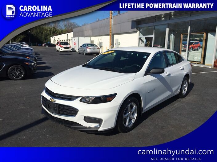 2016 Chevrolet Malibu LS High Point NC
