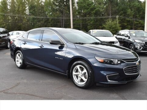 2016_Chevrolet_Malibu_LS_ Greenville SC