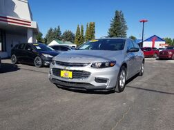 2016_Chevrolet_Malibu_LS_ Pocatello and Blackfoot ID