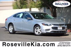 2016_Chevrolet_Malibu_LS_ Roseville CA