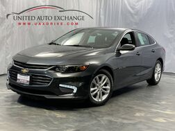 2016_Chevrolet_Malibu_LT / 1.5L Turbo Engine / FWD / Push Start / Touch Screen / Bluetooth_ Addison IL
