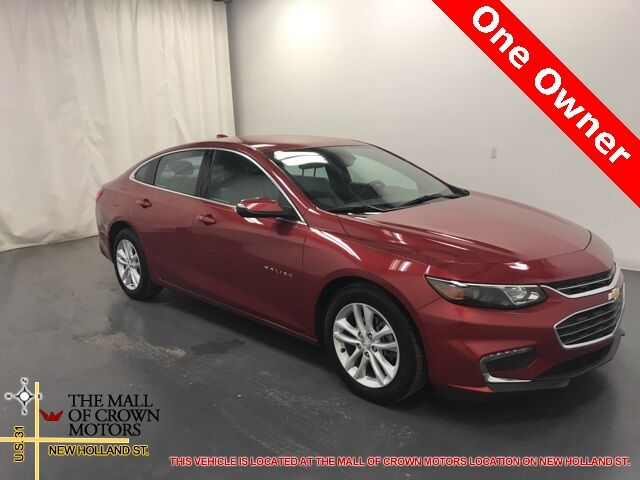 2016 Chevrolet Malibu LT 1LT Holland MI