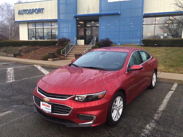 2016 Chevrolet Malibu LT Hackettstown NJ