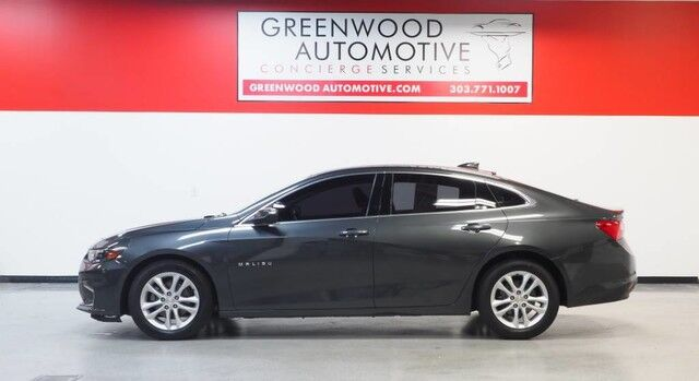 2016 Chevrolet Malibu LT Greenwood Village CO