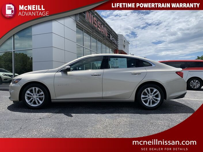 2016 Chevrolet Malibu LT High Point NC