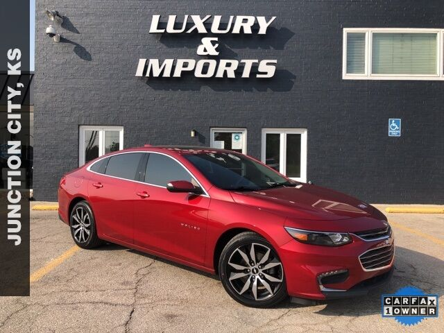 2016 Chevrolet Malibu LT Junction City KS