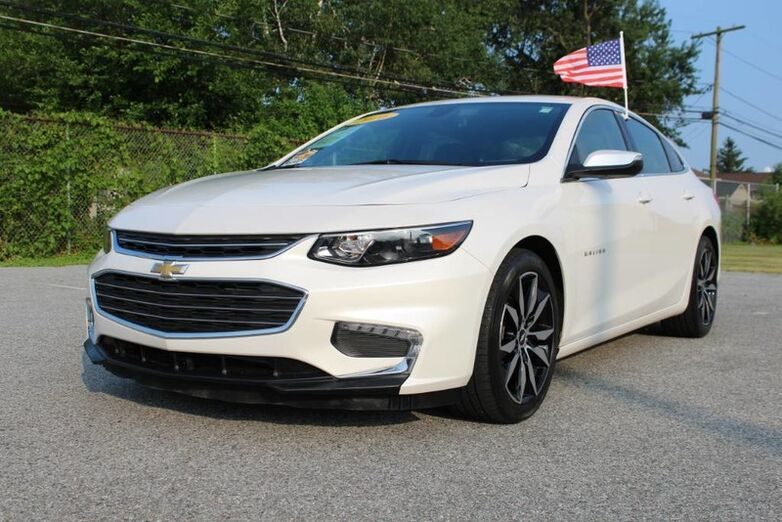 2016 Chevrolet Malibu LT New Castle DE