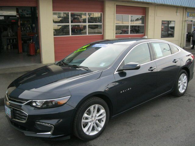 2016 Chevrolet Malibu LT Newport OR