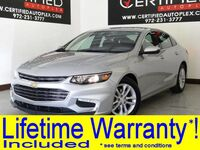 Chevrolet Malibu LT REAR CAMERA BLUETOOTH KEYLESS GO POWER LOCKS POWER DRIVER SEAT 2016