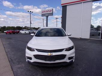 2016_Chevrolet_Malibu_LT_ Richmond KY