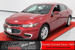 2016_Chevrolet_Malibu_LT_ St. Cloud MN
