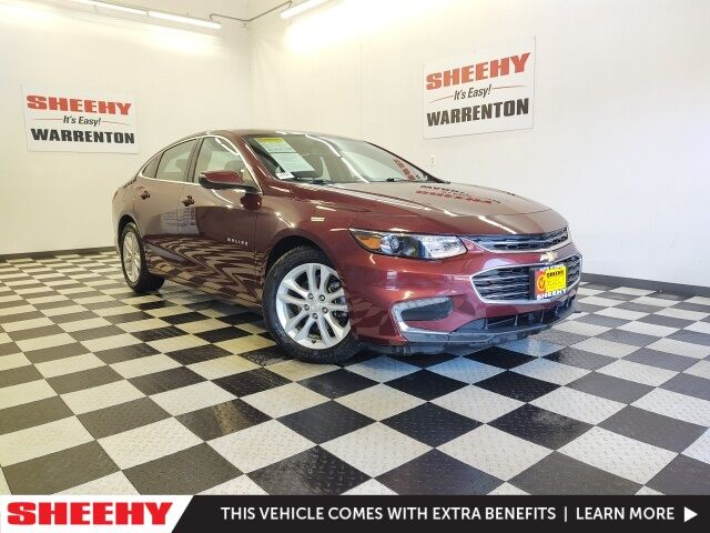 2016 Chevrolet Malibu LT Warrenton VA