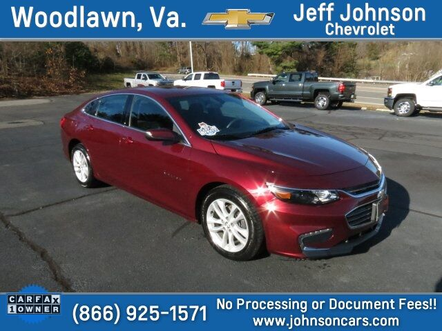 2016 Chevrolet Malibu LT Woodlawn VA