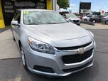 2016 Chevrolet Malibu Limited 4d Sedan LT