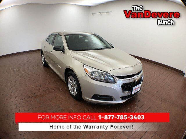 2016 Chevrolet Malibu Limited LS Akron OH