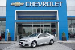 2016_Chevrolet_Malibu Limited_LS_ Mission TX