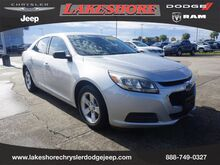 2016_Chevrolet_Malibu_Limited LS_ Slidell LA