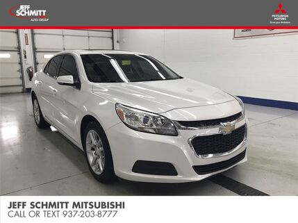 2016_Chevrolet_Malibu Limited_LT_ Fairborn OH