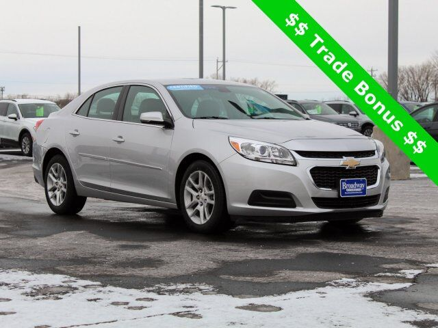 2016 Chevrolet Malibu Limited LT Green Bay WI