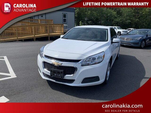 2016 Chevrolet Malibu Limited LT High Point NC
