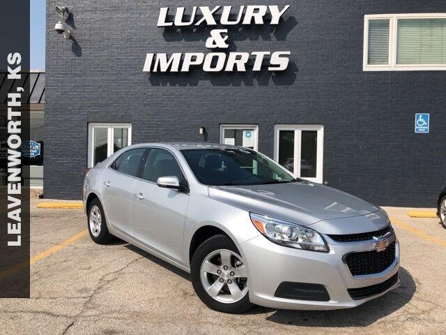 2016 Chevrolet Malibu Limited LT Leavenworth KS