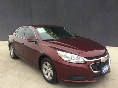 2016_Chevrolet_Malibu Limited_LT_ Mission TX