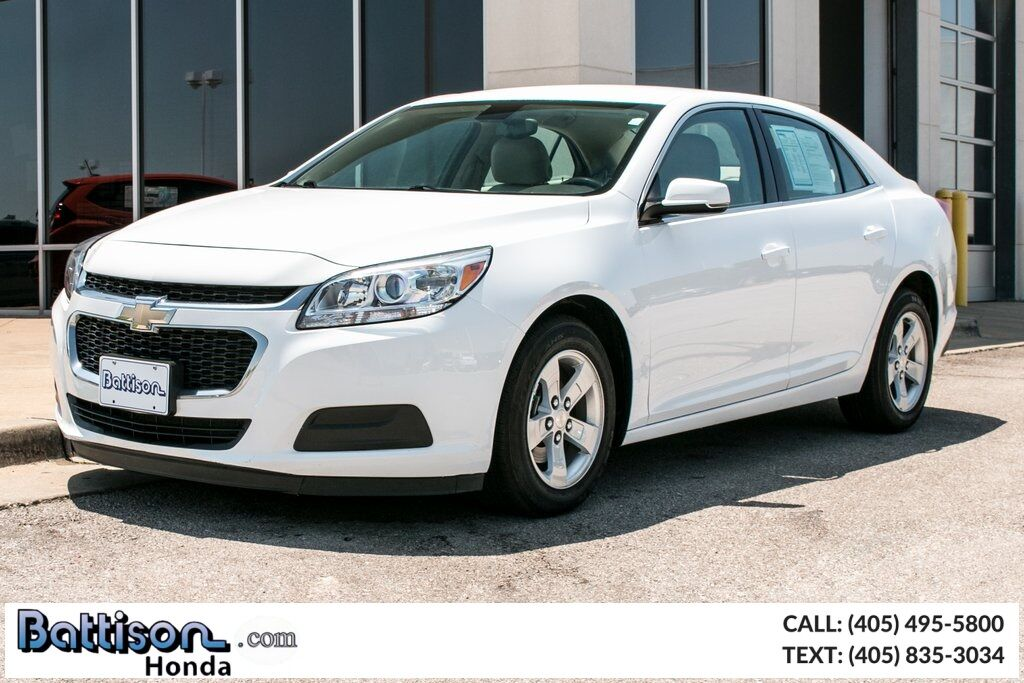 2016_Chevrolet_Malibu Limited_LT_ Oklahoma City OK