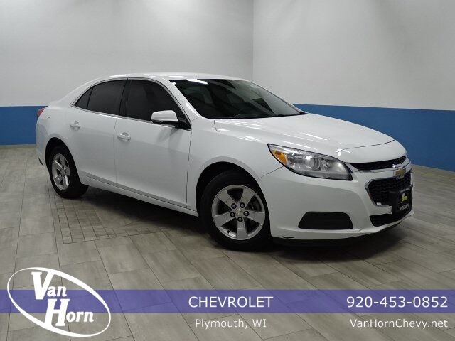 2016 Chevrolet Malibu Limited LT Plymouth WI