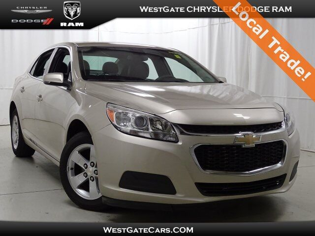 2016 Chevrolet Malibu Limited LT Raleigh NC