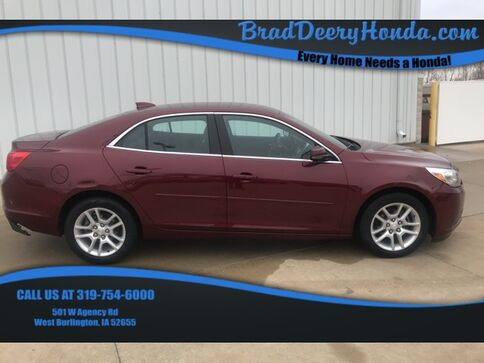 2016_Chevrolet_Malibu Limited_LT_ West Burlington IA