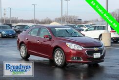 2016_Chevrolet_Malibu Limited_LTZ_ Green Bay WI