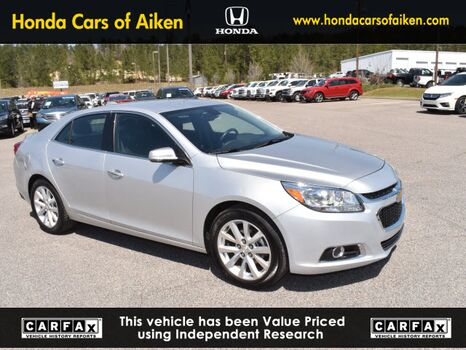 2016_Chevrolet_Malibu Limited_LTZ_ Aiken SC