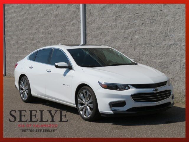 2016 Chevrolet Malibu Premier Battle Creek MI