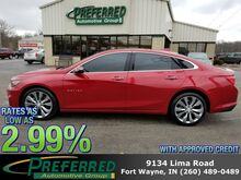 2016_Chevrolet_Malibu_Premier_ Fort Wayne Auburn and Kendallville IN