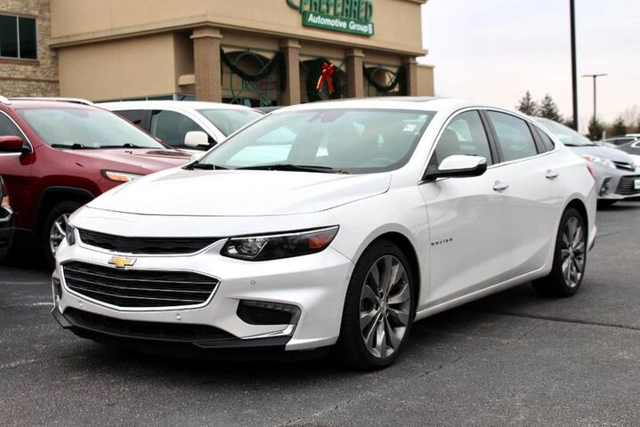 2016 Chevrolet Malibu Premier Fort Wayne Auburn and Kendallville IN