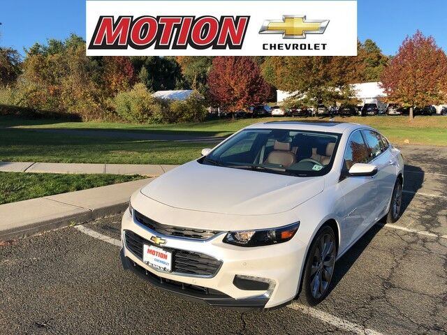 2016 Chevrolet Malibu Premier Hackettstown NJ