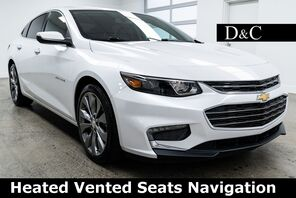 2016_Chevrolet_Malibu_Premier Heated Vented Seats Navigation_ Portland OR
