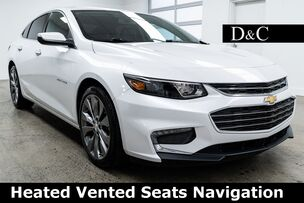 2016 Chevrolet Malibu Premier Heated Vented Seats Navigation