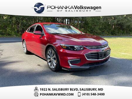 2016_Chevrolet_Malibu_Premier_ Salisbury MD