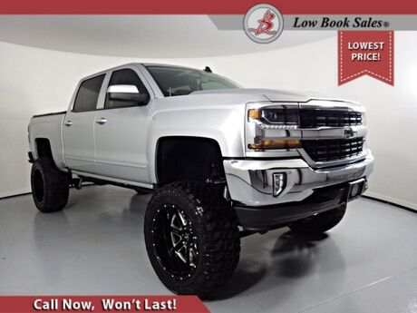 2016 Chevrolet SILVERADO 1500 CREW CAB 4X4 LT Salt Lake City UT