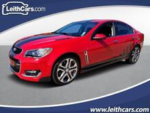 2016_Chevrolet_SS_4dr Sdn_ Cary NC