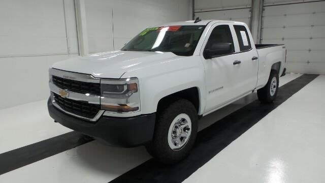 2016 Chevrolet Silverado 1500 4WD Double Cab 143.5 Work Topeka KS