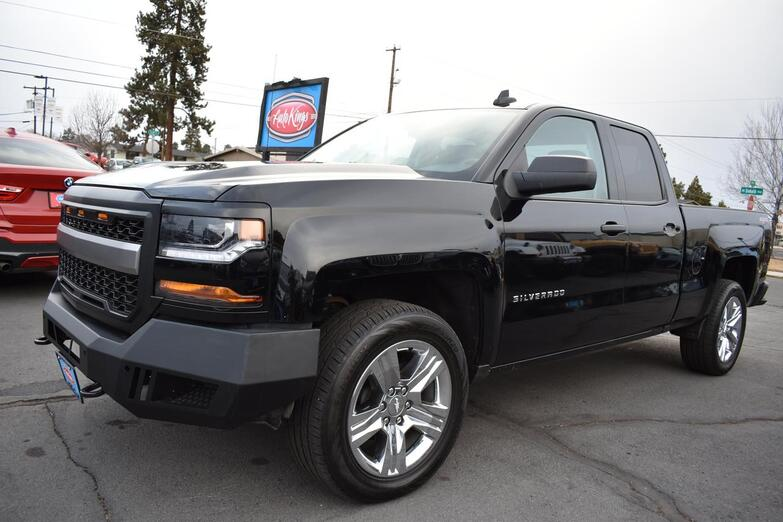 2016 Chevrolet Silverado 1500 4WD Double Cab Custom Bend OR