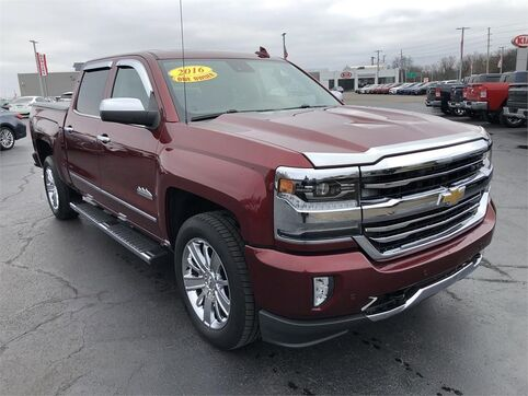 2016_Chevrolet_Silverado 1500_4WD HIGH COUNTRY_ Evansville IN