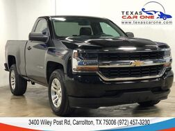 2016_Chevrolet_Silverado 1500_AUTOMATIC LEATHER SEATS REAR CAMERA CRUISE CONTROL KEYLESS ENTRY_ Carrollton TX